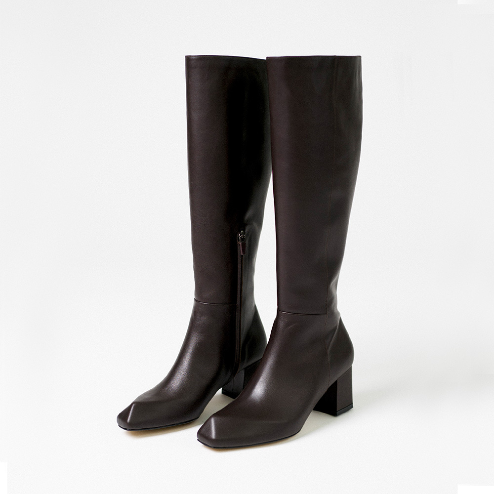 amil long boots_ Brown